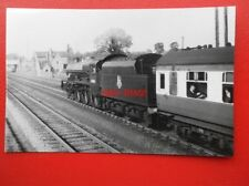 PHOTO  LMS JUBILEE 4-6-0 LOCO NO 45683 HOGUE NR RUGBY 1956