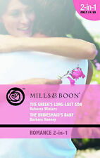 The Greek's Long-Lost Son/The Bridesmaid's Baby (Mills & Boon Romance 2 in 1), W