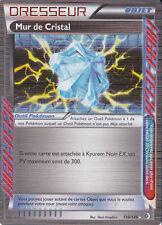 Mur de Cristal-Noir&Blanc-Frontieres Franchies-139/149-Carte Pokemon Neuv France