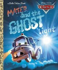 Mater and the Ghost Light (Little Golden Book) (Cars movie tie in), RH Disney, ,