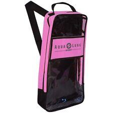 Aqua Lung Sport Snorkel Equipment Bag - Hot Pink - NEW