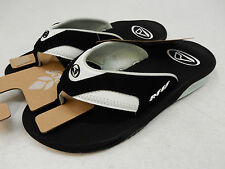 REEF WOMENS SANDALS FANNING BLACK MINT SIZE 9