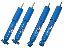 Tokico HP blue shocks 89-96 Chevy C4 Corvette (Front+Rear Set) Made in Japan