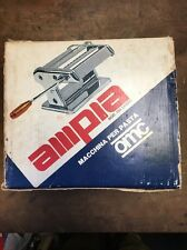 BRAND NEW old stock Marcato Ampia OMC MOD 150 pasta making machine Made in Italy