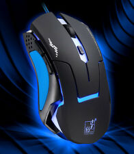 6D 7Bouton 3200DPI Professional Souris Filaire Optique Gaming Mouse Pr Pro Gamer