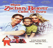 FREE US SH (int'l sh=$0-$3) NEW DVD When Zachary Beaver Came to Town~,Jonathan L