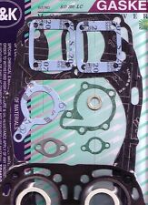 YAMAHA RD350 LC RD350LC COMPLETE ENGINE GASKET SET 1980 - 1982