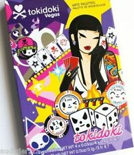 TOKIDOKI Vegas Blush and Eyeshadow Palette