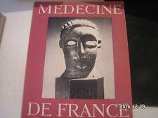 **z Médecine de France n°62 Vrai ou Faux / Monsieur Hamon / Pour la Terre