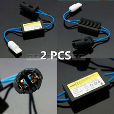 2x T10 501 W5W CANBUS NO ERROR LED LOAD RESISTORS WARNING FOR AUDI BMW FIAT OPEL