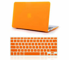 Laptop Matte Hard Case Keyboard Cover For Apple MacBook Air Pro Retina 11 13 15