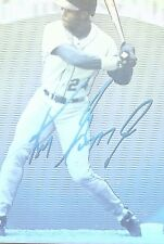 Ken Griffey Jr Auto Signed Hologram Family Card Set