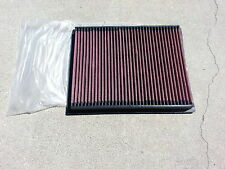 Ford Mustang GT 5.0L Air Filter KN style 302 V8 High Performance 1986-1993