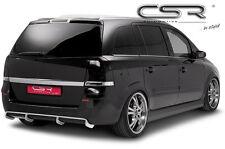 Tuning Heckansatz Spoiler Diffusor für  Opel Zafira B HA084