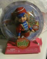 Barbie Kelly 2007 Nutcracker Ornament  NEW SEALED