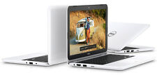"DELL INSPIRON 11 3162 Intel N3050 2GB 32GB WIN10 11.6"" SCREEN  WHITE Laptop  NEW"