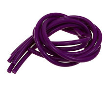 MDR 5 PIECE MOTOCROSS CARB HOSE KIT PURPLE INCLUDING 5 FITTING CLIPS