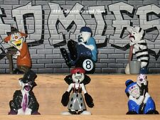 Homies Clowns Series #1 Set of 6 - NEW