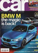 Car 2016 76 gennaio#BMW M,iii
