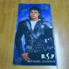 Michael Jackson Handtuch,kopfkissen Decke 75cm x 40cm für MJ Fans 0575