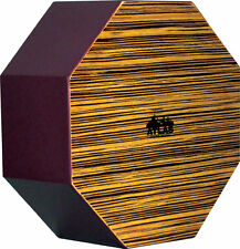 Atlas AC-05 Snare Cajon. Octagonal 12inch wooden purcussion box.