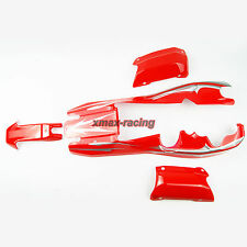 Red Color Body Shell Cover for HPI Rovan King Motor Baja 5B SS
