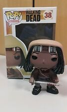 1x Funko pop the walking dead michonne #38 figurine en vinyle zombies Jouet