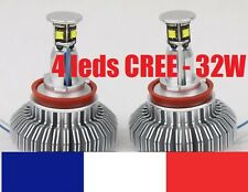 Angel Eyes 4 led 32W Veilleuse BMW Z4 E89 sDrive 20i 28i 35i 35is sDrive20i H8
