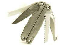 "Leatherman Charge TTi Multi-Tool, ""Samurai Edition"" with Damascus Blade"
