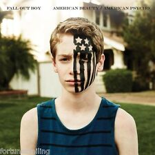 Fall Out Boy American Beuaty/Psycho Blue vinyl HMV LP Ltd ed 500 only OOP