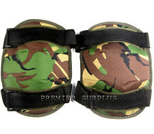 British Army DPM Camo Knee Pads in New Condition
