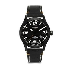 New Torgoen T32 Vintage Men's Automatic Movement Sapphire Crystal Analog Watch