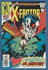 X-FACTOR Minus 1 1997 Marvel (vf)  Flashback