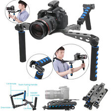 DSLR Camera Shoulder Mount Stabilizer Steady Rig for Canon Nikon Sony Camcorder