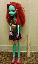 28 Inch Monster High Doll Voltageous Ghoul Friend Feaky Fab Green Huge Giant Toy