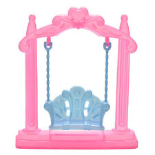 Special Swing For Dolls Swing Plastic Doll Accessories Kid Toy Doll's Backyard