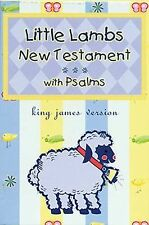 Little Lambs New Testam (0106-0)ent & Psalms King James Version