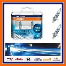 2x OSRAM cool blue intense h1 12v 55w Xenon Look 4000k cruce aufolampen