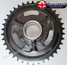 NEW 3 VANE 38 Teeth REAR BRAKE WHEEL SPROCKET FOR  ROYAL ENFIELD 110311 @UK