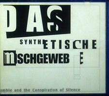CD  HÜBNER /  LASSALLE /  CHEMIN - das synthetische mischgewebe