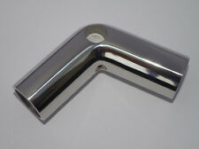 Coude 110° Pour Tube 22mm inox 316
