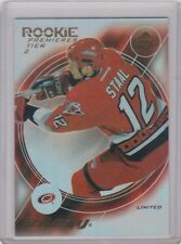 Eric Staal 03/04 UD Trilogy Rookie Premieres Tier 2 Limited /30 RARE