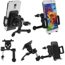 Rotating Car Air Vent Mount Holder for iPhone 5S LG Nexus 5 Samsung Galaxy S4 S5