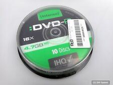10-er Pack Intenso DVD-R 4.7 GB, 120min, 16x, Neu