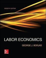 Ebook: Labor Economics, by Borjas, 7th Edition (Read Description)