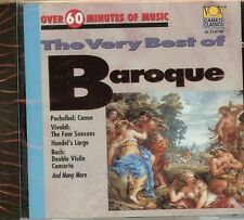 The Very Best of BAROQUE - Vox Cameo Classics - Over 60 minutes of Music - CD