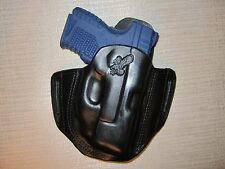 XDS 3.3 9 MM & XDS 3.3 45 CAL. WITH REDCRIMSONTRACE LASER, pancake belt holster