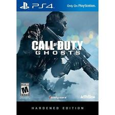 Call of Duty: Ghosts Hardened Edition *Brand New* PS4 (Sony PlayStation 4, 2013)