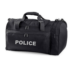 New black police tactical duty bag holdall
