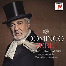 Placido Domingo - Verdi  ( CD , Album )